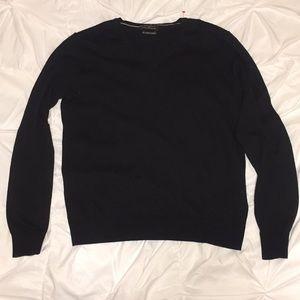 Black Zara Men's Sweater